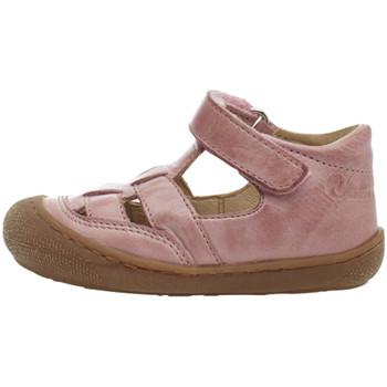 Sapatos Criança Sandálias Naturino 2013292 01 Rosa