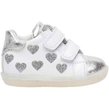 Sapatos Criança Sapatilhas de cano-alto Falcotto 2014709 01 Branco