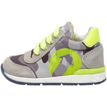Sapatos Criança Sapatilhas Falcotto 2014939 02 Cinzento