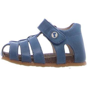 Sapatos Criança Sandálias Falcotto 1500736 01 Azul
