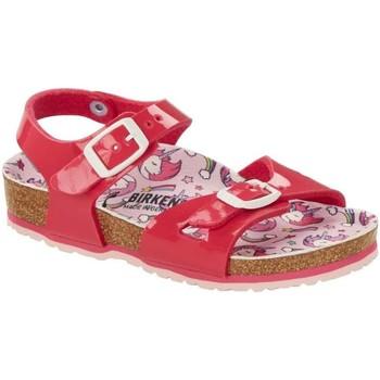 Sapatos Criança Sandálias Birkenstock 1018862 Rosa