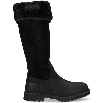 Sapatos Mulher Botas baixas Docksteps DSW103101 Preto