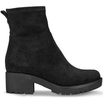 Sapatos Mulher Botas baixas Docksteps DSE105822 Preto