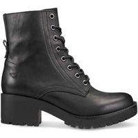 Sapatos Mulher Botas baixas Docksteps DSW106100 Preto