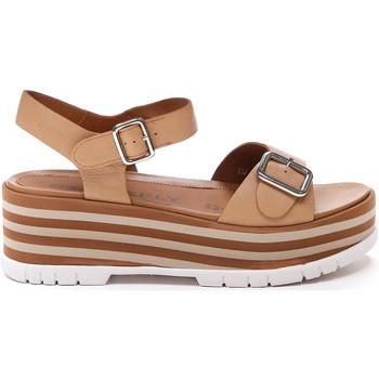 Sapatos Mulher Sandálias Stonefly 213920 Castanho
