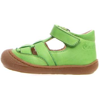 Sapatos Criança Sandálias Naturino 2013292 01 Verde