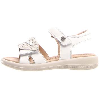 Sapatos Criança Sandálias Naturino 502731 03 Branco