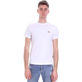 Textil Homem T-Shirt mangas curtas Dickies DK0A4XDAWHX1 Branco