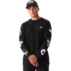 Textil Homem Sweats New-Era 12553334 Preto