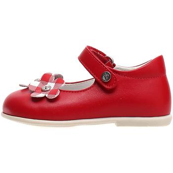 Sapatos Criança Sabrinas Naturino 2015004 01 Vermelho