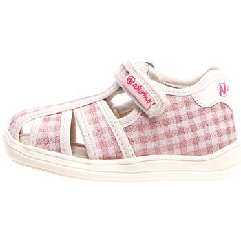 Sapatos Criança Sandálias Naturino 4000664 03 Rosa