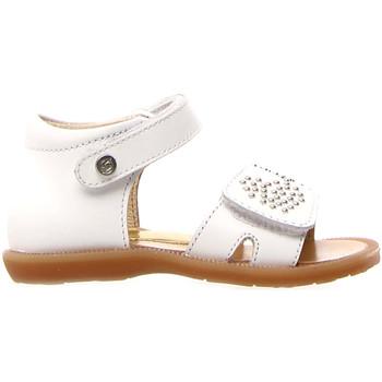 Sapatos Rapariga Sandálias Naturino 502679 01 Branco