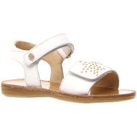Sapatos Rapariga Sandálias Naturino 502714 01 Branco