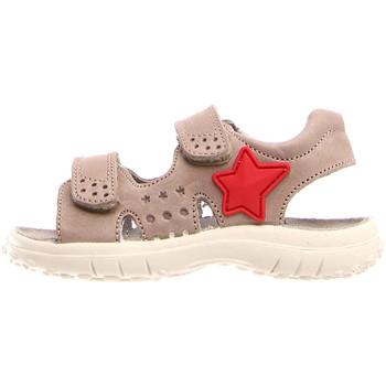 Sapatos Criança Sandálias Naturino 502451 01 Bege