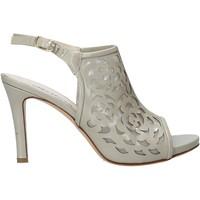 Sapatos Mulher Sandálias Melluso HS825 Bege