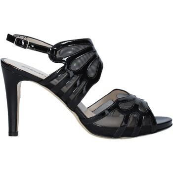 Sapatos Mulher Sandálias Melluso HS845 Preto