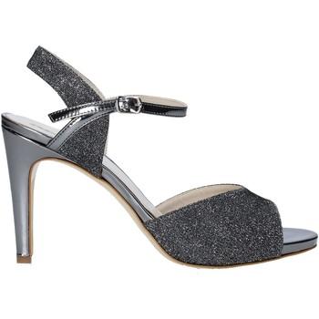 Sapatos Mulher Sandálias Melluso HS853 Cinzento