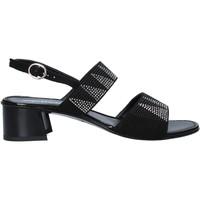 Sapatos Mulher Sandálias Melluso 03129X Preto