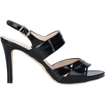 Sapatos Mulher Sandálias Melluso HS830 Preto