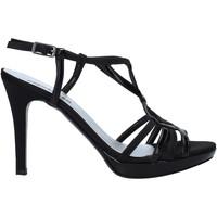Sapatos Mulher Sandálias Melluso HJ428 Preto