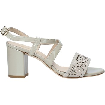 Sapatos Mulher Sandálias Melluso HS505 Bege