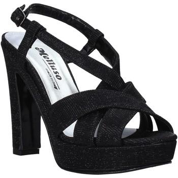 Sapatos Mulher Sandálias Melluso HJ440 Preto