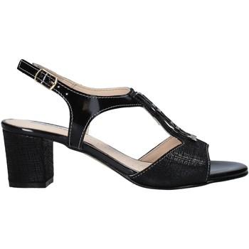 Sapatos Mulher Sandálias Melluso HK95360 Preto