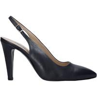 Sapatos Mulher Escarpim Melluso HD077 Azul