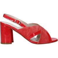 Sapatos Mulher Sandálias Melluso HS530 Vermelho