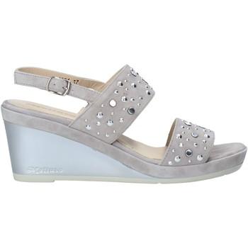 Sapatos Mulher Sandálias Melluso HR70531 Cinzento