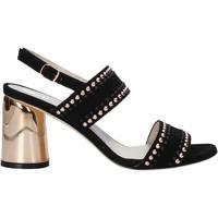 Sapatos Mulher Sandálias Melluso HS553 Preto