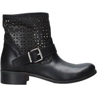 Sapatos Mulher Botas baixas Melluso H01400 Preto
