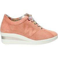 Sapatos Mulher Sapatilhas Melluso HR20110 Laranja