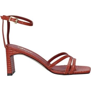 Sapatos Mulher Sandálias Grace Shoes 395002 Castanho