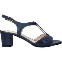 Sapatos Mulher Sandálias Melluso HK95360 Azul