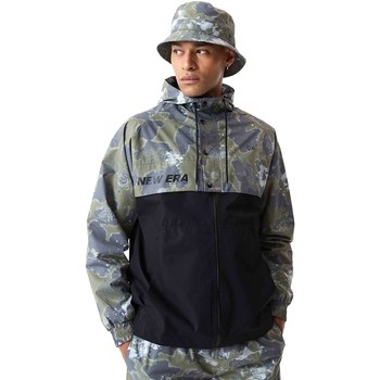 Textil Homem Casacos  New-Era 12590878 Preto