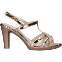 Sapatos Mulher Sandálias Melluso HR50134 Rosa