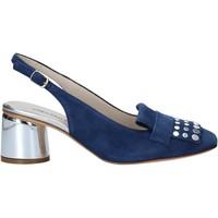 Sapatos Mulher Sandálias Melluso HM108 Azul
