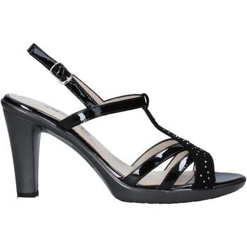 Sapatos Mulher Sandálias Melluso HR50134 Preto