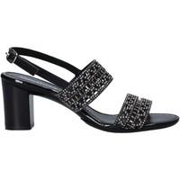 Sapatos Mulher Sandálias Melluso 03131X Preto