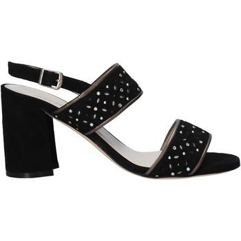 Sapatos Mulher Sandálias Melluso HS533 Preto
