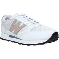 Sapatos Homem Sapatilhas Melluso U93200X Branco