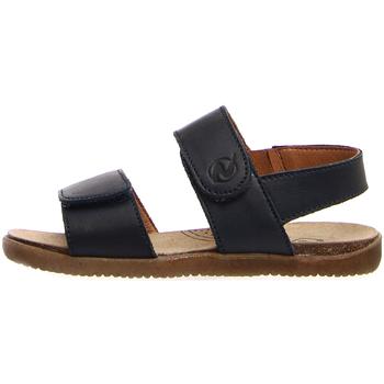 Sapatos Criança Sandálias Naturino 502713 01 Preto