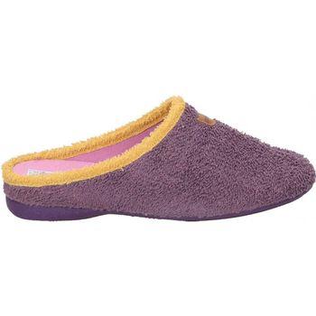 Sapatos Mulher Chinelos Cosdam Z. DE CASA  511 SEÑORA BERENJENA Violet