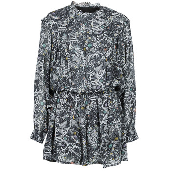 Textil Mulher Macacões/ Jardineiras Ikks PETRI Cinza