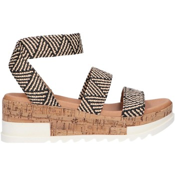 Sapatos Mulher Sandálias Steve Madden BANDI Negro
