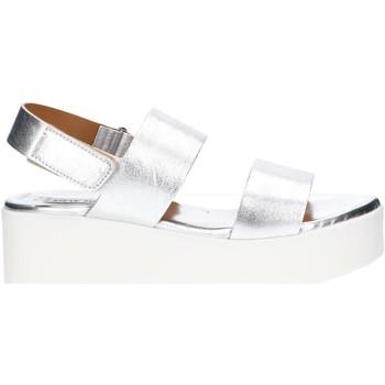 Sapatos Mulher Sandálias Steve Madden RACHEL Plateado
