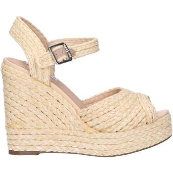 Sapatos Mulher Sandálias Steve Madden STANTON Beige