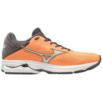Sapatos Mulher Sapatos & Richelieu Mizuno Wave Rider 23 Cinzento, Cor de laranja