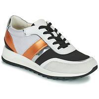 Sapatos Mulher Sapatilhas Geox TABELYA Branco